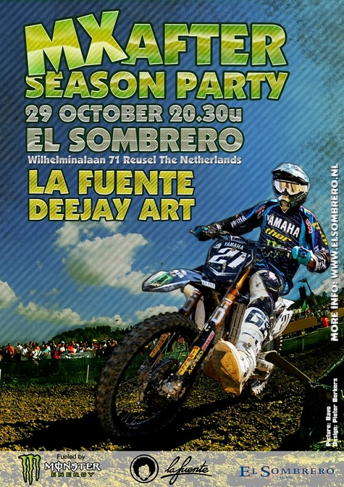 MX After Season Party 2010 - Reusel