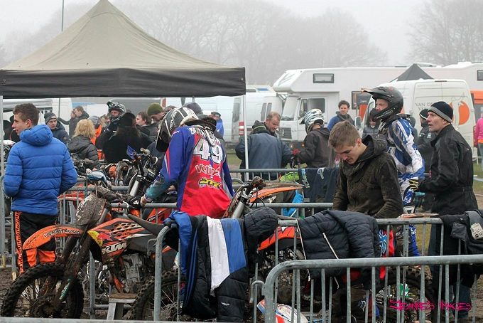 3-uurs Motocross GP Circuit Lierop