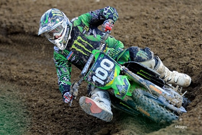 Tommy Searle in training voor Thailand