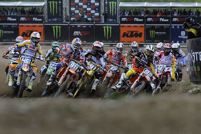 Herlings en Coldenhoff winnen de manches!