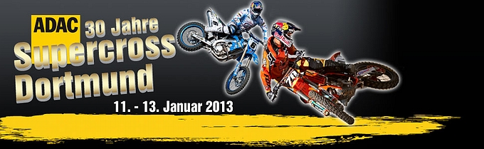 Supercross Dortmund 2013